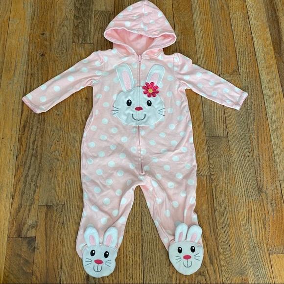 NEW NWT Carter/'s Girls 2 Piece Easter Bunny Set Newborn 3 6 9 Months